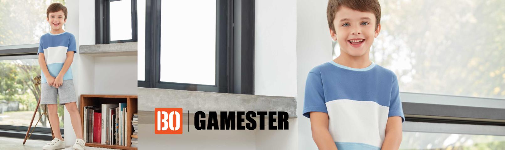 Kids - Hotshots - Gamesters