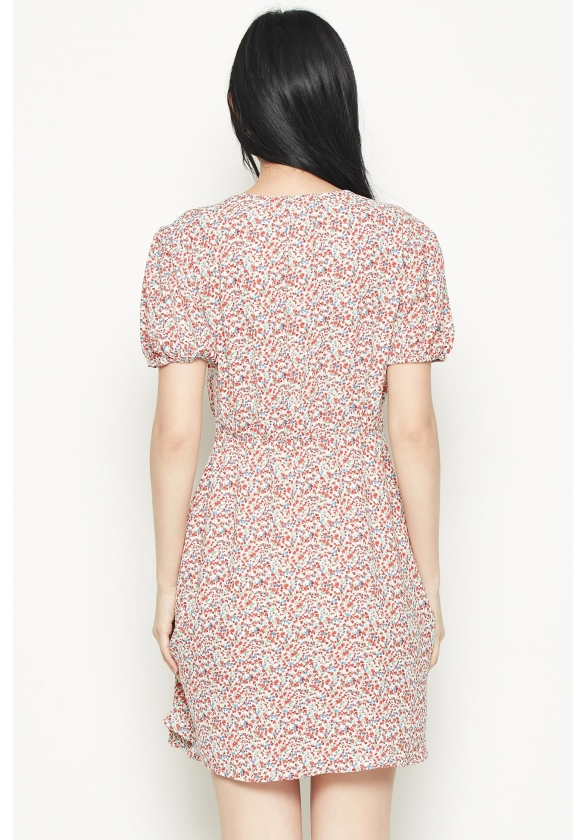 Seed Casual Basic Short Dress Ladies [Not valid for Exchange]