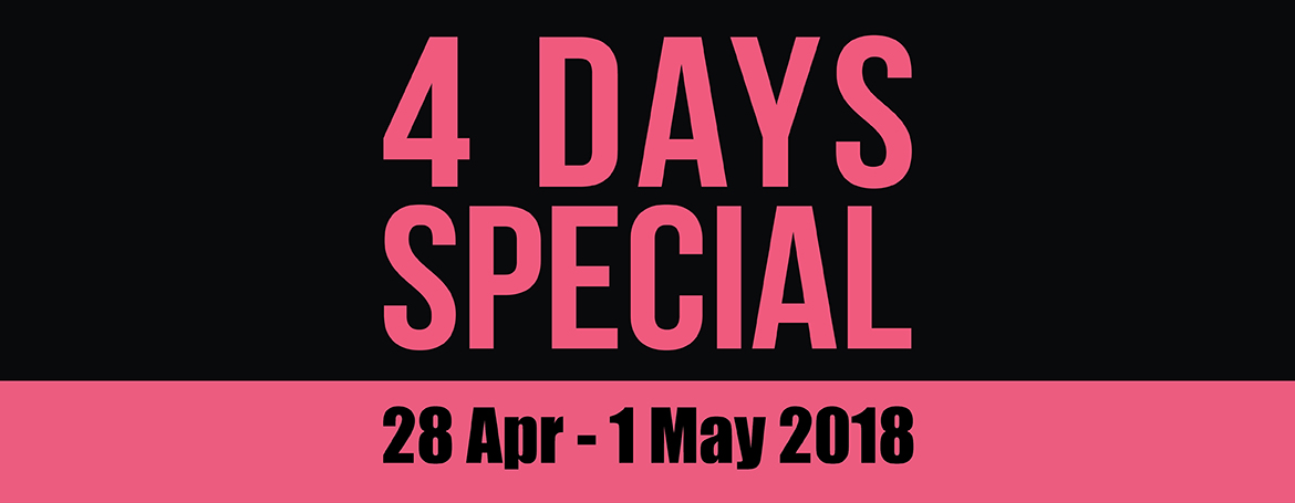 4 Days Special