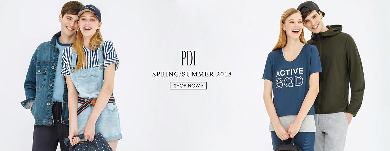 Spring/Summer 2018