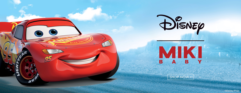 MIKI x Disney
