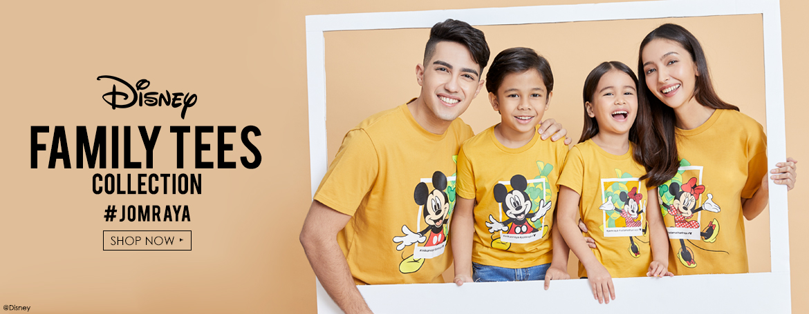 Family Tees Collection