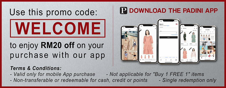 Padini App Launching