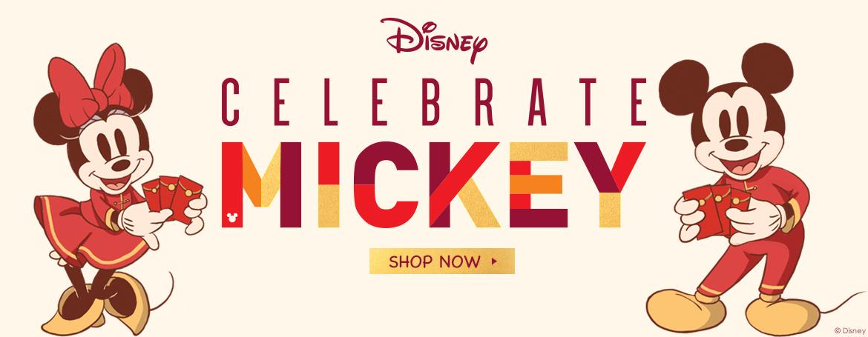 Celebrate Mickey