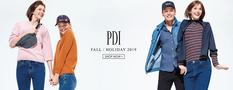 Fall/Holiday 2019