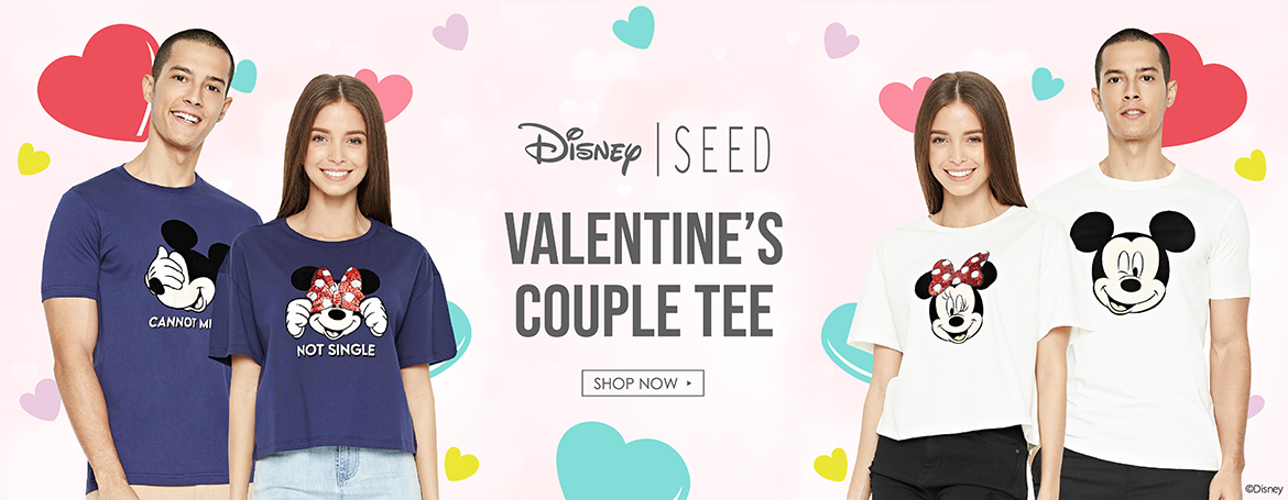 Valentine's Couple Tee