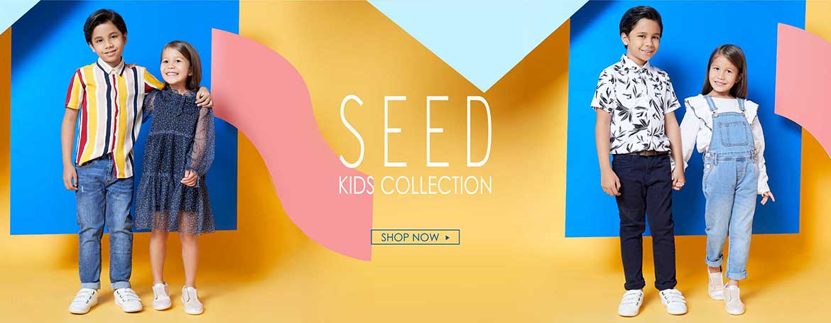 SEED Kids Collection